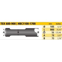 CUI PICON ATLAS COPCO TEX600-900 / HBC1100-1700